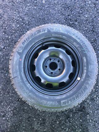 Rueda de repuesto dacia duster 4x4 rueda