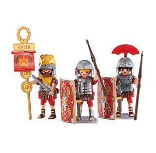 3 soldados romanos Playmobil 6590