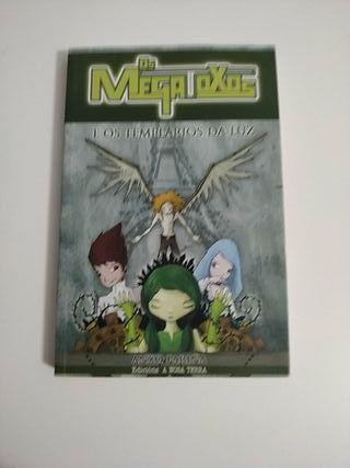 Libro Os Megatoxos