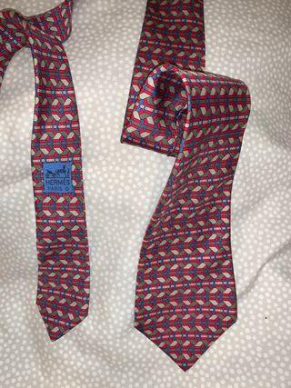 Corbata Hermés