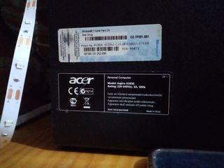 portátil Lenovo y pc con monitor Acer