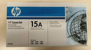 Toner HP 15A negro alta calidad