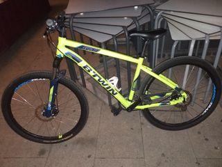 vendo bicicleta b-twin520 en muy buen estado