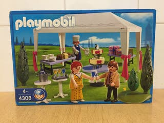 4308 Catering de Playmobil