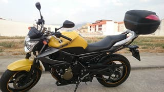 Yamaha Naquet xj6 600c.c