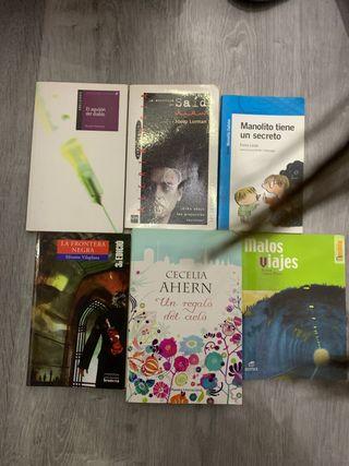 Libros castellano