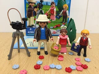 4299 Fotógrafo de Playmobil