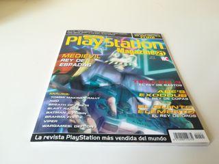 Play station Magazine 1998