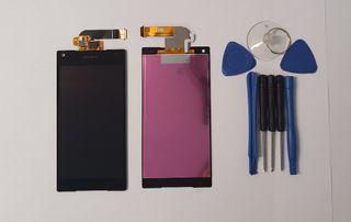 Pantalla táctil LCD negro Sony Xperia Z5 Compact