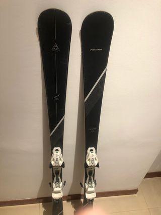 Esquís Fischer Trinity