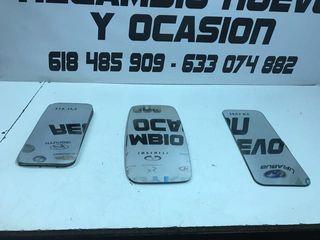 Cristales espejo camión varias medidas