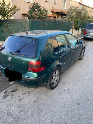 Volkswagen Golf 4, 1.9 TDI 115cv