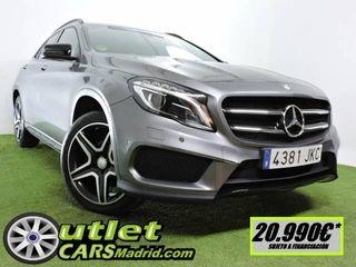 Mercedes-Benz Clase GLA GLA 200 CDI AMG Line 7G-DCT 100kW (136CV)
