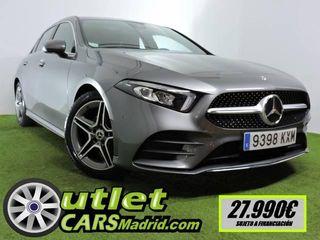 Mercedes-Benz Clase A 180 d 85 kW (116 CV)