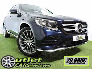 Mercedes-Benz Clase GLC 250 d AMG Line 4MATIC 150 kW (204 CV)