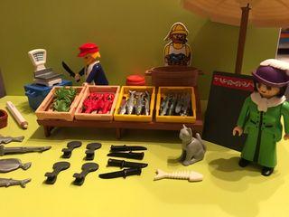 Playmobil pescadería Victoriana Ref,5342