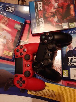 PS4 nueva con caja y factura