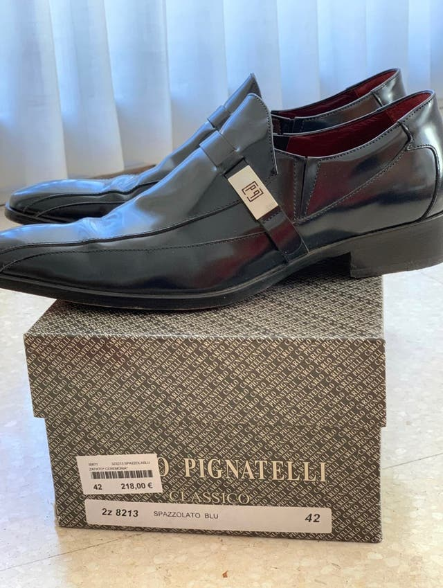 Zapatos ceremonia caballero