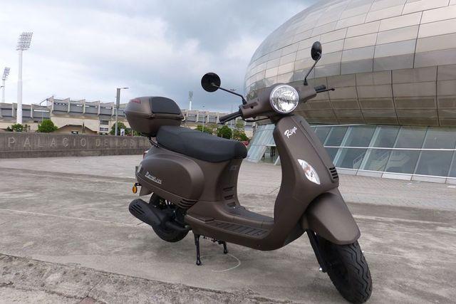 RIYA MOTORCICLES 125CC ROME 125 4 TIEMPOS