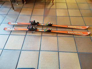 Equipo completo esquí