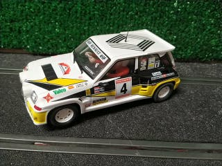 SCALEXTRIC RENAULT MAXI TURBO
