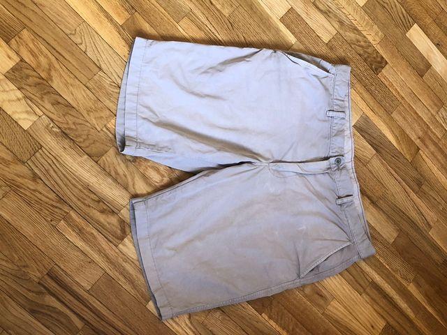 Bermuda hombre color beige - Cintura 92-100