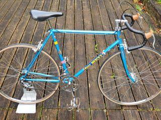 Bicicleta Eddy Merckx
