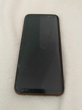 Samsung galaxy s8 (pantalla rota)