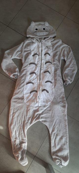 Pijama disfraz súper calentito de animal,NUEVO