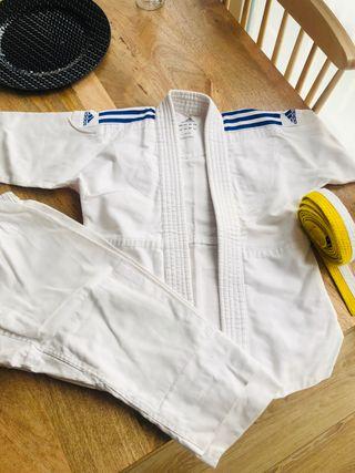 Kimono judo marca Adidas