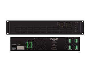 Etapa de potencia de 4 canales 4x240W para 100V