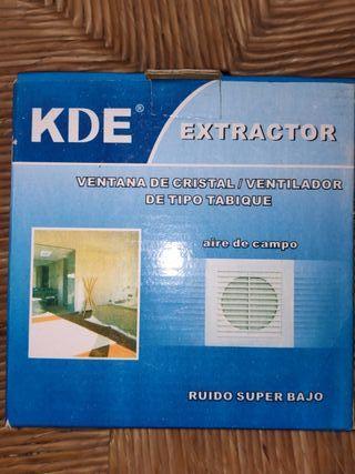 extractor de baño