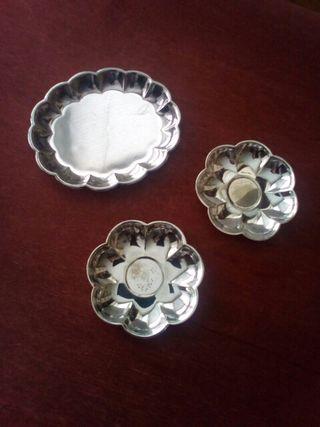platillos de plata