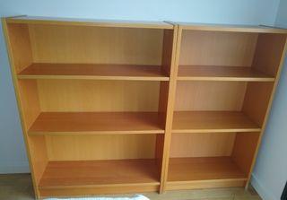 Librerías IKEA Billy
