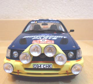 FORD SIERRA RALLY MONTECARLO 1991 1:18