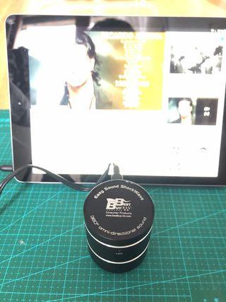 Altavoz portátil USB - Jack