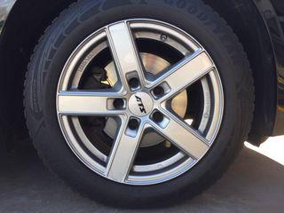 "Llantas ATS 16"" + Neumáticos"