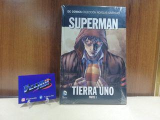 DC Cómics. Superman: Tierra Uno (Parte 1)