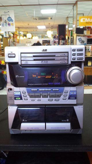 Minicadena JVC MX-J200