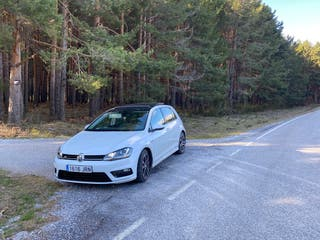 Volkswagen Golf r line 2016