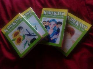 Cómics Manga Kare kano
