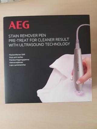 Lápiz quitamanchas con ultrasonidos AEGA4WMSTPN1.