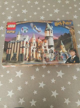 LEGO Harry Potter - castillo de Hogwarts