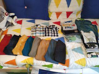 Lote ropa niño de 2 a 3 años
