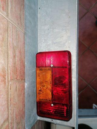 luces de remolque