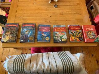 Lote de Libros Gerónimo Stilton