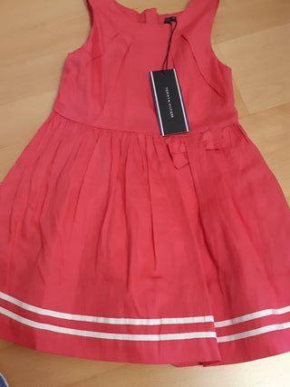 vestido tommy 98