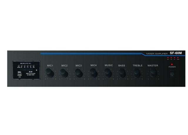 Previo / Mezclador con potencia de 60W-MP3