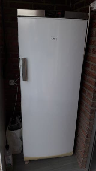 Congelador AEG