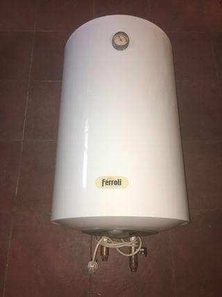 Termo acumulador 80litros Ferroli